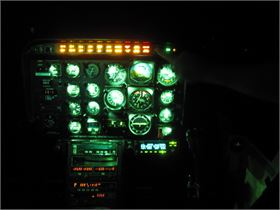 B206/B407 NVG NVIS Aircraft Lighting Modification