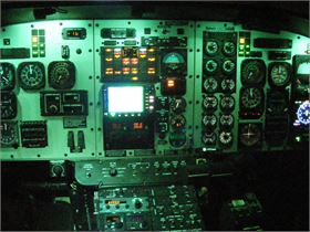 B214ST NVIS Aircraft Lighting Modification