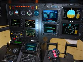 BK117/EC145 NVIS Aircraft Lighting Modification