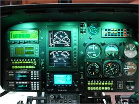 EC120 NVIS Aircraft Lighting Modification