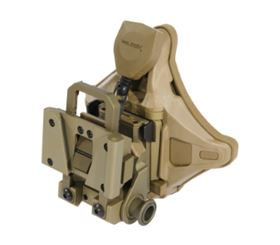 L4 G24 Mount - Wilcox Hybrid One-Three Hole Shroud