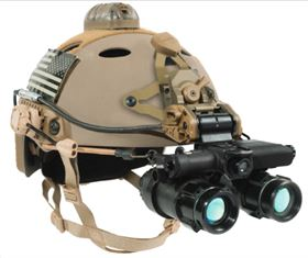 Tactical Mount for aviation - three-hole shroud