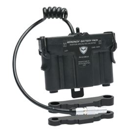 Aeronox NVG Battery Pack for Tactical Mounts