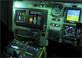 MD900 NVG NVIS Aircraft Lighting Modification